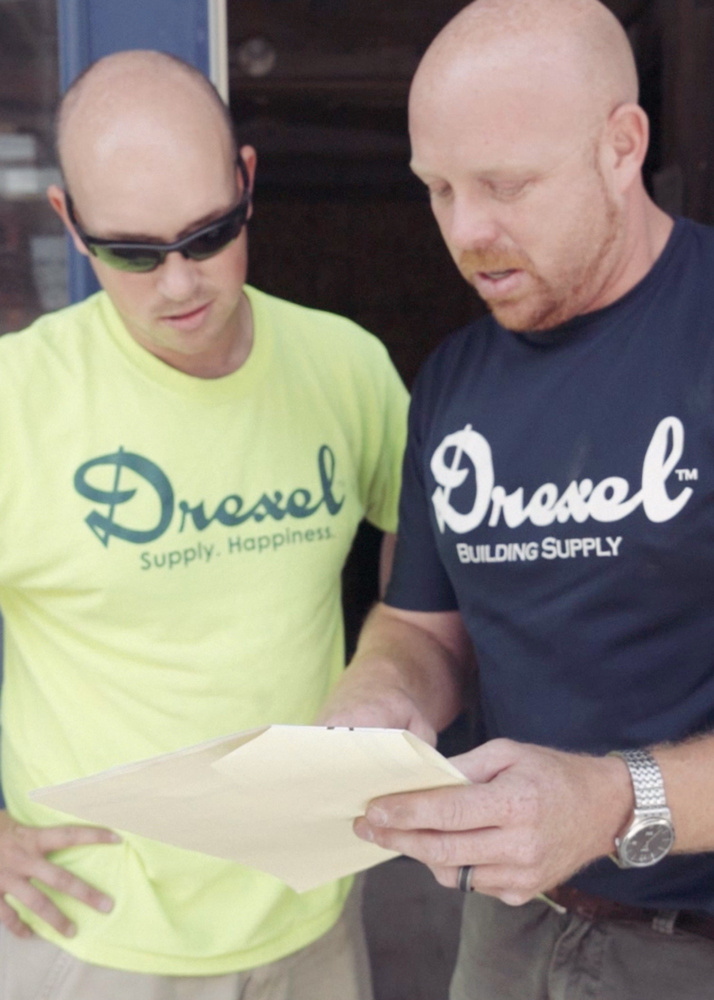 Drexel building supply wisconsin building materials - Drexel planning design and construction ...